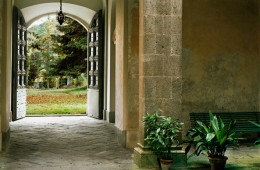 The Courtyard Of La Poderina (IT-8918)