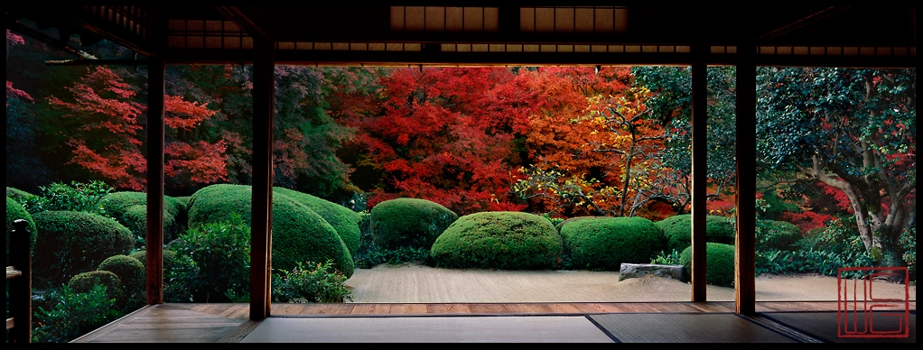 Zen gardens in kyoto william corey gallery for Japanese zen garden