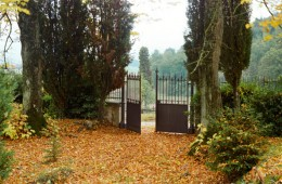The Garden Gate At La Poderina (IT-8919)